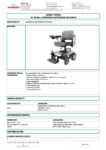 Carrozzelle Carrozzina elettronica Rio Chair II