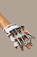 Arto superiore Ferula dr. bunnel per mano (estensione metacarpi e dita)