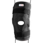 Arto inferiore Ginocchiera Tenortho con aste articolate e stabilizzatore rotuleo