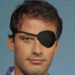 Proteggi occhi Benda per Occhio Occlusiva