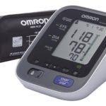 Diagnostica Misuratore di pressione elettronico a bracciale Omron